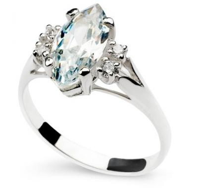 BLANCA Silver Ring
