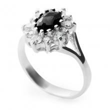 MALIKA Silver Ring