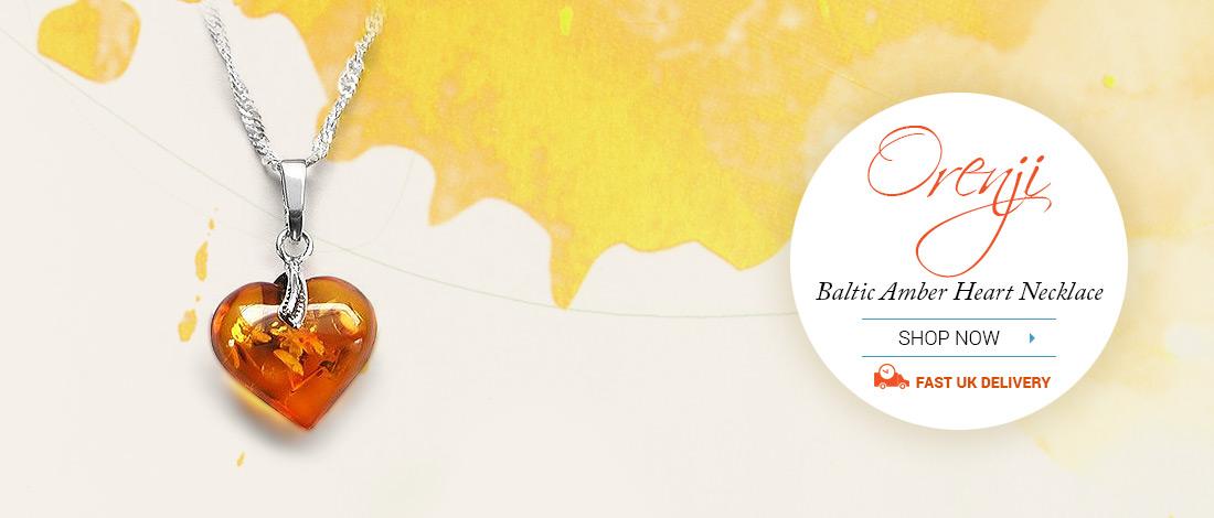 Orenji Baltic Amber