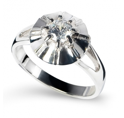 DEVORA Silver Ring
