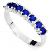 BLUE LORI Silver Ring