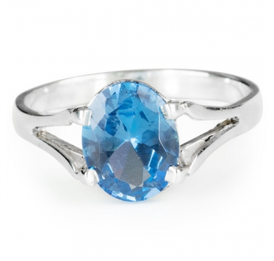 AQUAMARINE ALVA Ring
