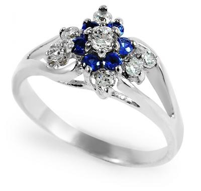 VIVI Silver Ring