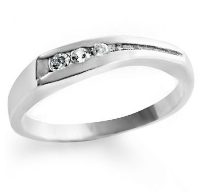 TRIA Silver Ring