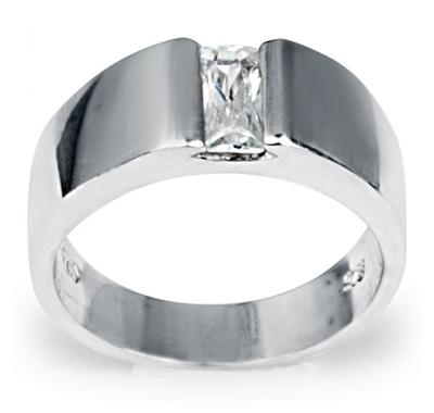 MOMO Silver Ring