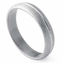 ADORATION 4.5mm Wedding Band