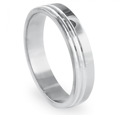 BLISS 4.5mm Wedding Band