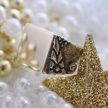 HILT Silver Signet Ring