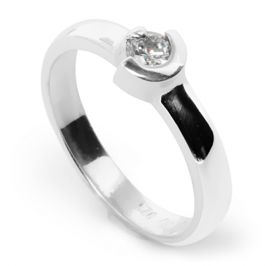 JULIETA Silver Ring