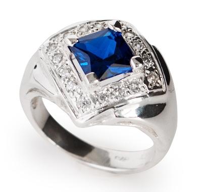 ARI Silver Ring