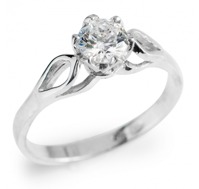 ESME Silver Ring