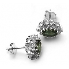 RITA Silver Earrings
