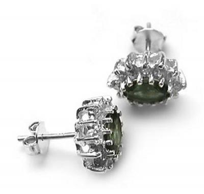 RITA Silver Earrings