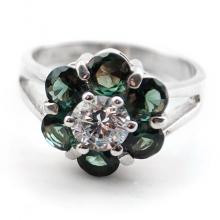 ADENIUM Silver Ring