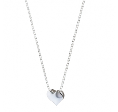 SWEETHEART Charm and Chain, Small