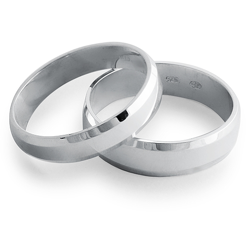 UNITY His & Hers Wedding Ring Set