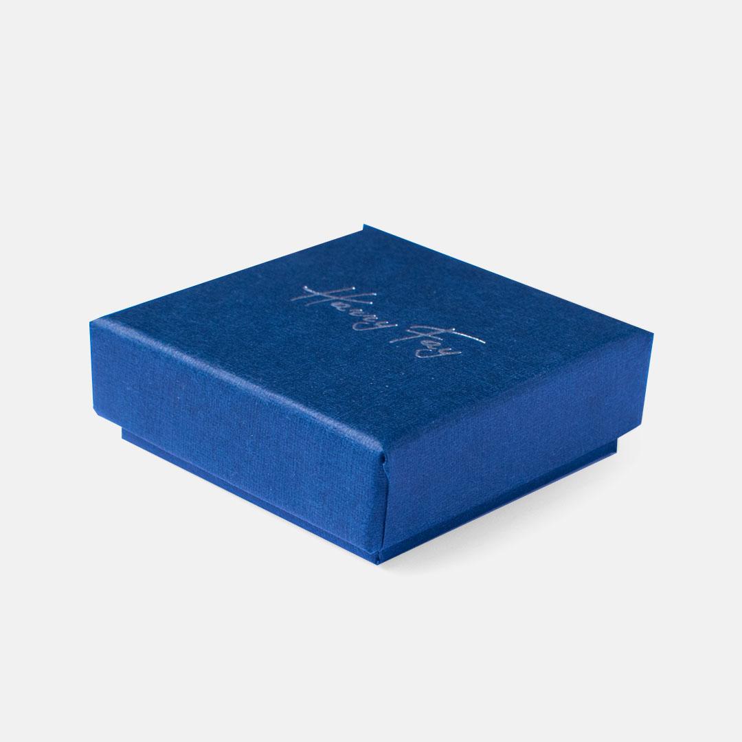 Harry Fay's Blue Jewellery Box