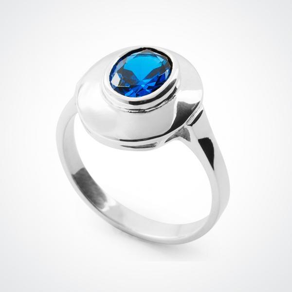 VICTORIA Silver Ring