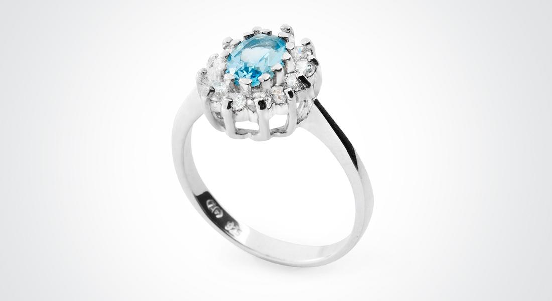 CALYPSO Silver Ring