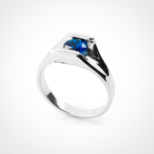 ELECTRA Silver Ring