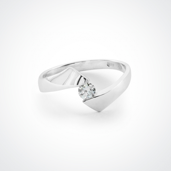 LUCETTA Silver Ring