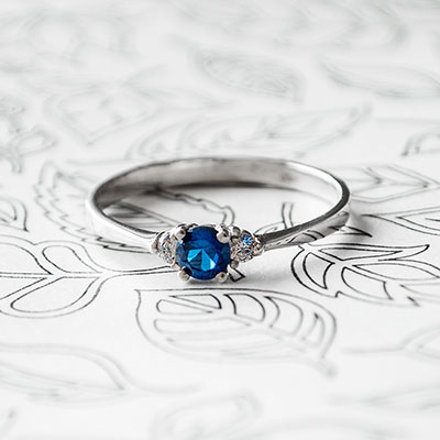 JANE Silver Ring