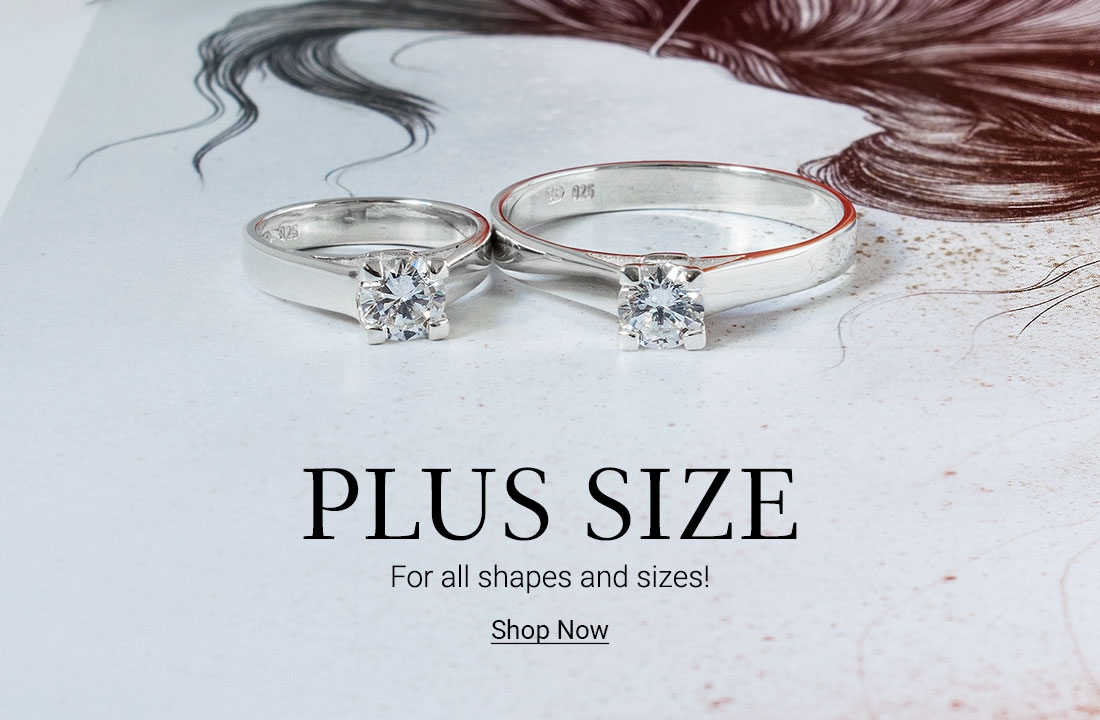 Plus Size Rings