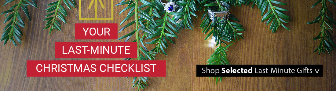 Your last-minute Christmas checklist
