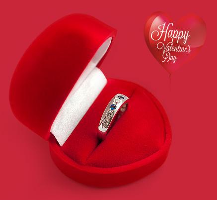 SACHA Silver Ring